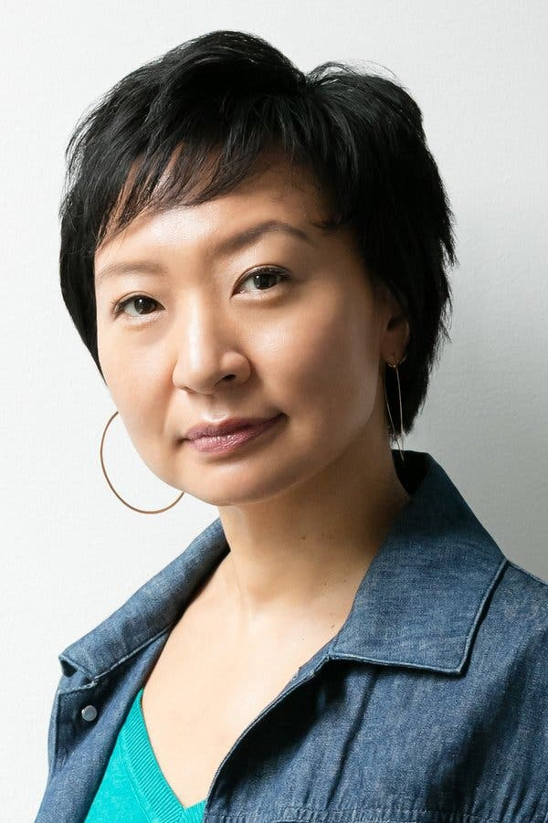 "Cathy Park Hong, author of ""Minor Feelings: An Asian American Reckoning."""